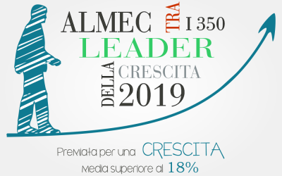 ALMEC TRA I 350 LEADER DELLA CRESCITA 2019