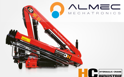 INDUSTRY 4.0 SYSTEM AND CRANE LOAD LIMITER FOR HC INDUSTRIE