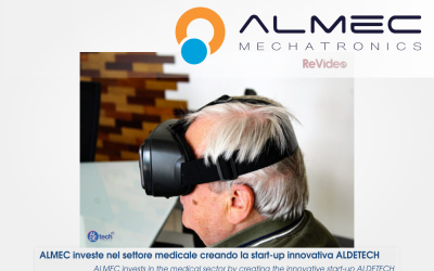 ALMEC INVESTS IN THE MEDICAL SECTOR BY CREATING THE INNOVATIVE START-UP ALDETECH